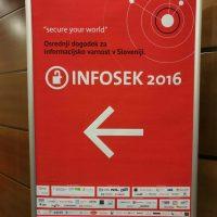 Detekta d.o.o. na konferenci INFOSEK 2016